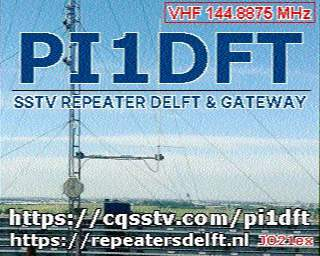 23-Sep-2021 10:01:03 UTC de PA3ADE