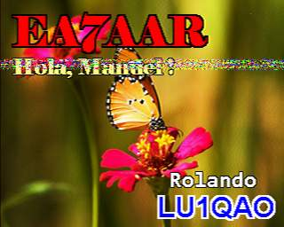 7th previous previous RX de PA3ADE